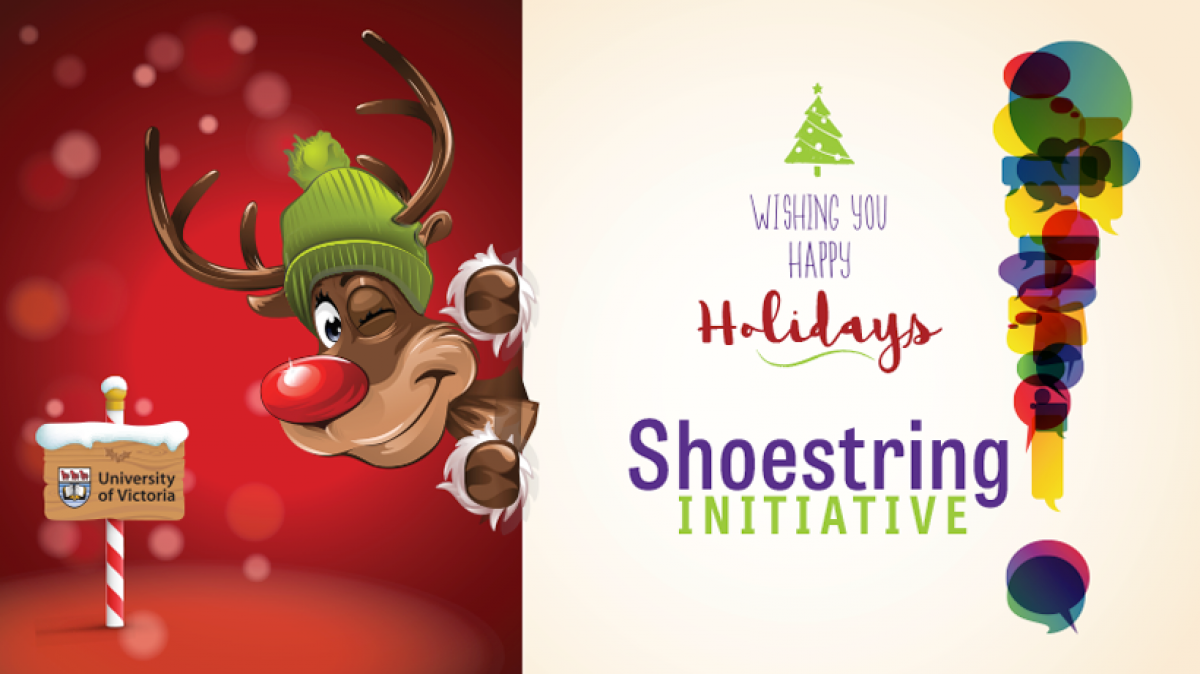 The Shoestring Initiative